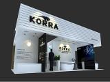 Korra Foreign Exhibition Design