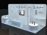 UBTECH Foreign Exhibition Design
