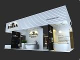 foreign exhibition design structures