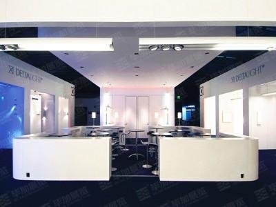 Delta Light Exhibition Design Structures
