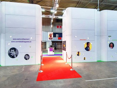 UWV Foreign Exhibition Design