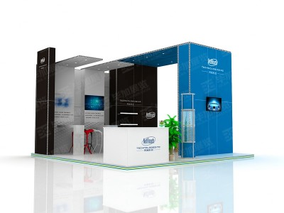Technolocies Inc. Exhibition Design