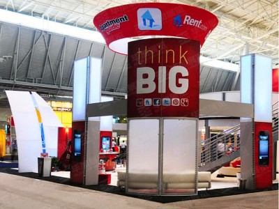 Think Big Foreign Exhibition Design