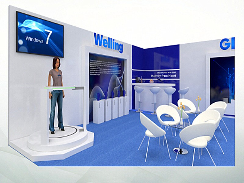 GMCC Foreign Exhibition Design